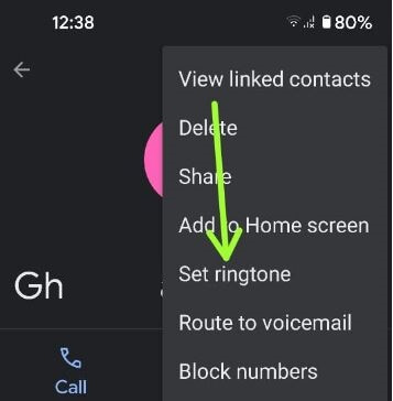 How to Set Custom Ringtones for Different Contacts on Pixel 5
