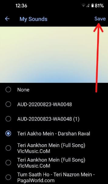 How to Set Custom Ringtones on Pixel 5