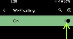 How to Activate WiFi Calling in Pixel 5