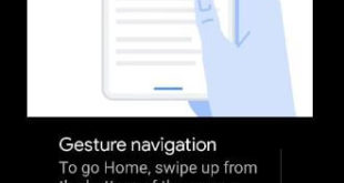 How to Use Gesture Navigation in Android 11