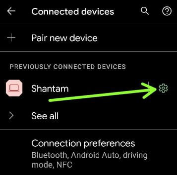 Fix Bluetooth Connection Issue on Google Pixel 5
