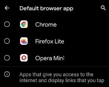 How to Set App as Default App on Google Pixel 5