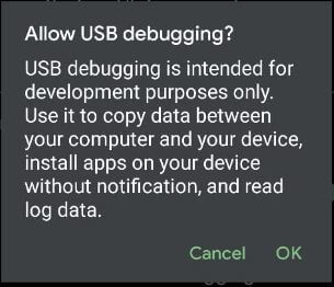 How to Activate USB Debugging on Google Pixel 5