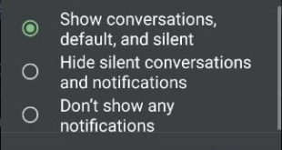 How to Hide Notification Content on Lock Screen Android 11