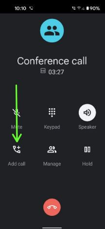 How to Three Way Call on Google Pixel 5