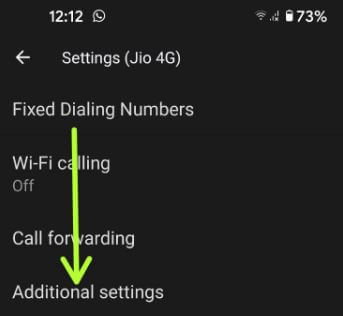 Hide your number when making outgoing calls on your stock Android 11