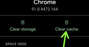 How to Clear App Cache on Android 11