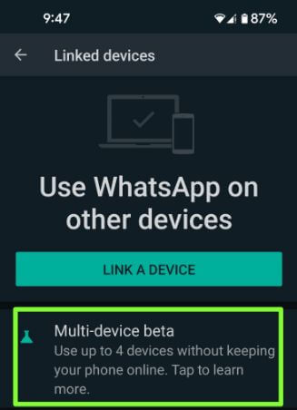 How to Use WhatsApp on Multiple Devices on Android